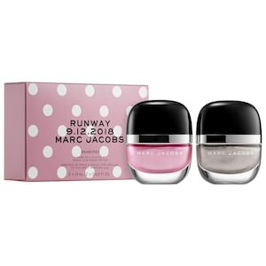 Enamoured Hi-Shine Nail Lacquer Set - Runway Collection - Marc Jacobs Beauty | Sephora
