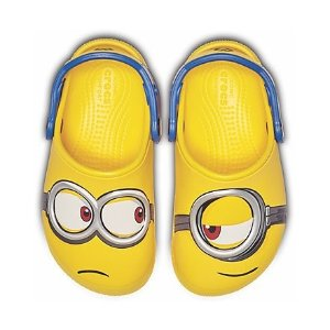 $11.75起Crocs官网 童鞋低至4.5折+额外7折Memorial Day大促