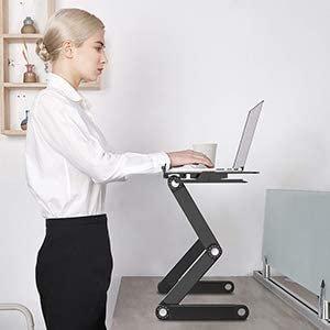$46起 拒绝久坐!Amazon 笔记本电脑升降桌、电竞桌促销
