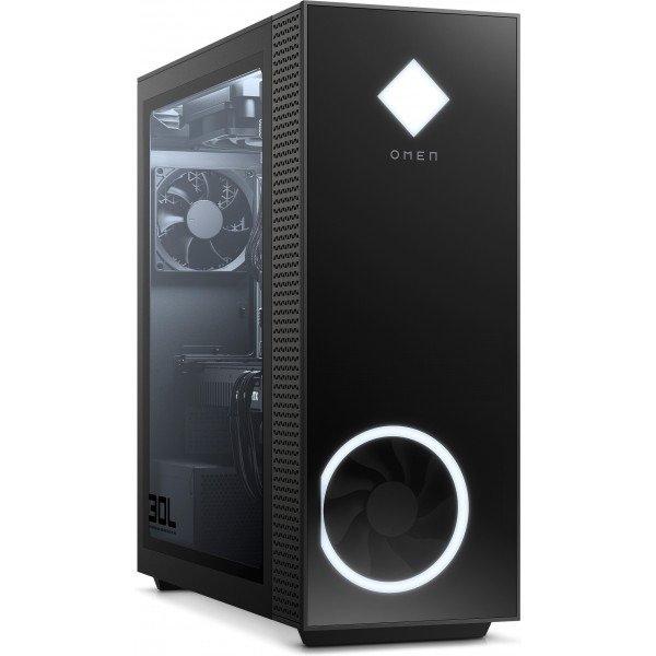 OMEN 30L 台式机 (R5 3600, 5700XT, 8GB, 256GB)