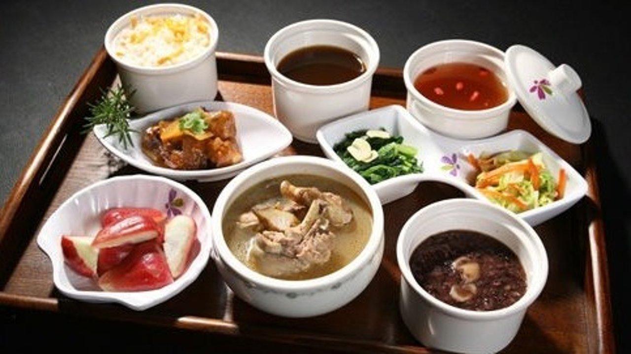 家庭也可以自制の明星月子餐【内附阿苗月子餐食谱】