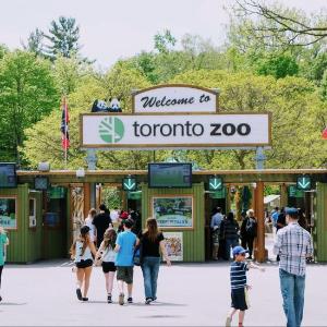 7.5折Toronto Zoo 多伦多动物园 门票特惠