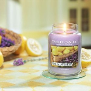 Yankee Candle柠檬薰衣草