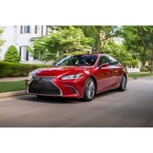 全款:最高返现$2250,高校毕业生额外返现$10002019 Lexus ES 300h
