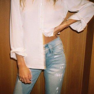 低至3折 IRO牛仔裤$60THE OUTNET 大牌牛仔裤热卖 Stella McCartney星星裤$178