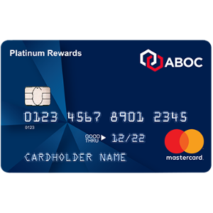 Get $150 bonus & 5x rewardsABOC Platinum Rewards Credit Card