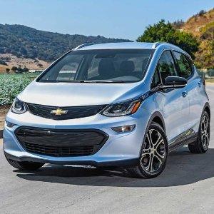 本月立省1万7+税费减免性价比爆棚 2020 Chevrolet Bolt 纯电动车