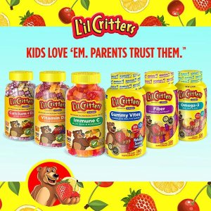 As low as $6.49L'il Critters Kids Multivitamins