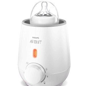 $71.9 (原价$89.9)Philips 新安怡电动奶瓶加热器 均匀加热