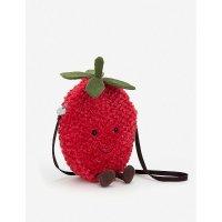 Jellycat 小草莓背包