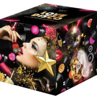 变相4.2折 售价€79.9(价值€192.3)上新:NYX 圣诞日历礼盒强势来袭 24件明星单品正装全包括