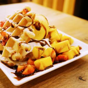粉丝美食推荐--甜品篇你永远不知道下一口甜点会给你带来怎样的幸福感