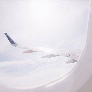 单程$22起 直飞往返$43起美国境内往返机票促销 多航空公司可选 3月-9月日期
