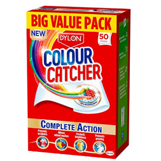 一盒50片防染色洗衣片 洗衣神器防串色 解决大尴尬