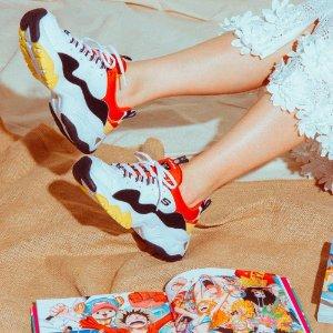 Skechers 新款老爹鞋折后¥469即将截止:仅24小时,持平黑五力度 Allsole 520甜蜜来袭,全站6.5折