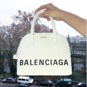 闪促8折 £516收老爹鞋 机车包也有限今天:Balenciaga 精选新品潮衣美包热卖