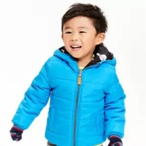 50-60% Off + Extra 25% Off $50+Carter's Kids Outerwear and Cold Weather Accessories