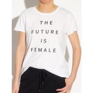 Slogan T恤