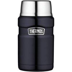 $18.99Thermos  膳魔师24盎司 不锈钢焖烧杯 深蓝色