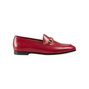 GucciJordaan Leather Loafers