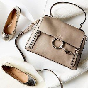 低至8折 Gucci 小白鞋$539收独家:Rue La La 母亲节专场 Chloe、潘多拉、小脏鞋也参加