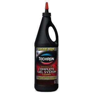 Chevron Techron Complete Fuel System Cleaner, 32 oz.