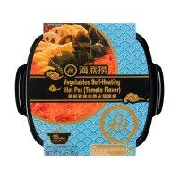 海底捞 【升级版回归】 海底捞 番茄素食自热火锅 15分钟即可享用 425g 非脱水蔬菜 新老包装随机发货