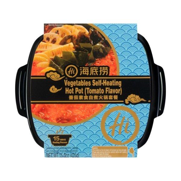 番茄素食自热火锅 425g