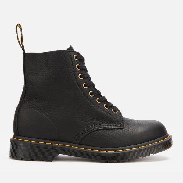 8孔男士马丁靴