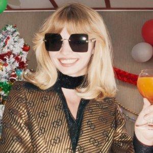 2.5折起 Jennie同款在线复活节折扣:大牌墨镜 2021打折信息 | Gucci、Gentle Monster、Dior超低价