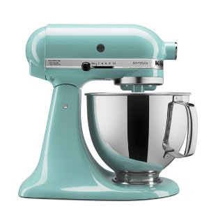 KitchenAid Refurbished Artisan 5 Quart Tilt-Head Stand Mixer