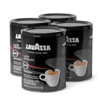 Lavazza 中度烘焙咖啡粉8oz 4罐