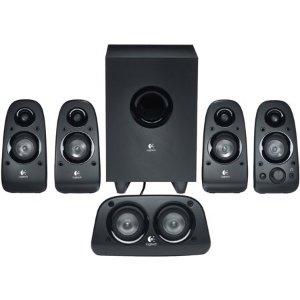 $49.99Logitech Z506 5.1声道立体声环绕音箱系统