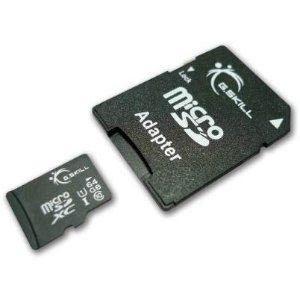 $7.99白菜價:G.Skill 64GB Micro SDXC 閃存 儲存卡 帶SD轉接器