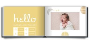 Free + $3.99 shippingSnapfish 5x7 softcover photo book