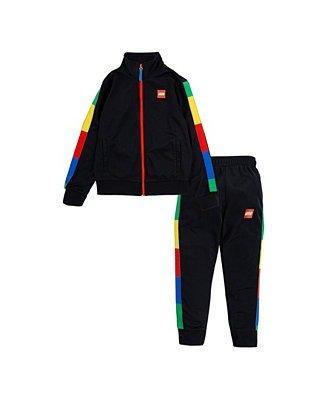 男小童运动套装