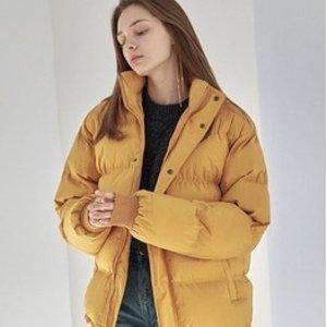 低至4.5折W Concept  YAN13 棉服大衣季末热卖
