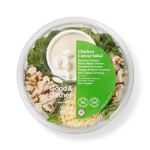 Chicken Caesar Salad Bowl - 6.25oz - Good & Gather™ : Target