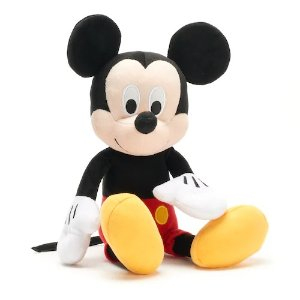 $3Disney's Mickey Mouse Plush by Kohl's Cares