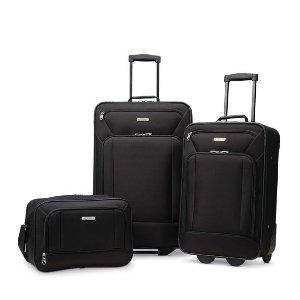 American TouristerFieldbrook XLT 行李箱3件套