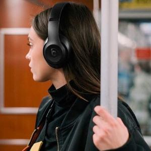领直营券,双12到手¥1389Beats Solo3 头戴式蓝牙无线耳机 快充可折叠