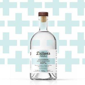 $17.23(原价$22.97)收750mlDillon's 80%蒸馏酒精 医院警局都在用 擦手喷洒消毒
