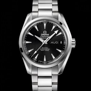 Dealmoon Exclusive: Extra $680 OFFOMEGA Aqua Terra Black Dial Men's Watch 231.10.39.22.01.001
