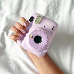 薰衣草紫拍立得 11