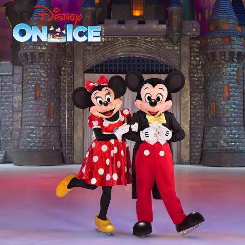 低至$15 众多卡通明星带来冰上盛宴《迪士尼冰上世界》主题表演 全美多城市售票中 花滑与童话