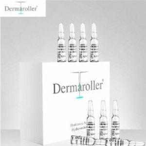 €51(价值€89)仅1.7每支Dermaroller 0.35%玻尿酸安瓶30支 好价热卖 密集补水修护