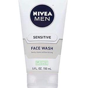 Amazon NIVEA Men Sensitive Face Wash Sale