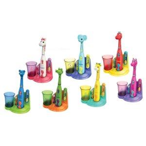 卡通造型儿童电动牙刷