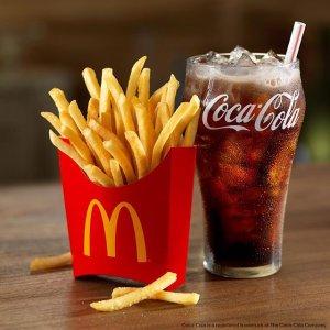Lifetime FREE McDonald'sMcdonalds Mobile Order & Pay Promotion Win
