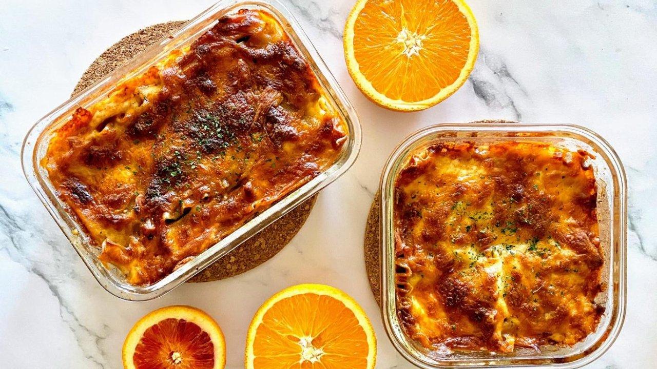 宅家做料理+食谱分享|好吃到舔盘的懒人版的红酱千层意面(附更多意面食谱连结)